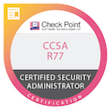 Check Point Certified Security Administrator R77