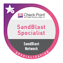 SandBlast Network Specialist - Zero-Day Protection